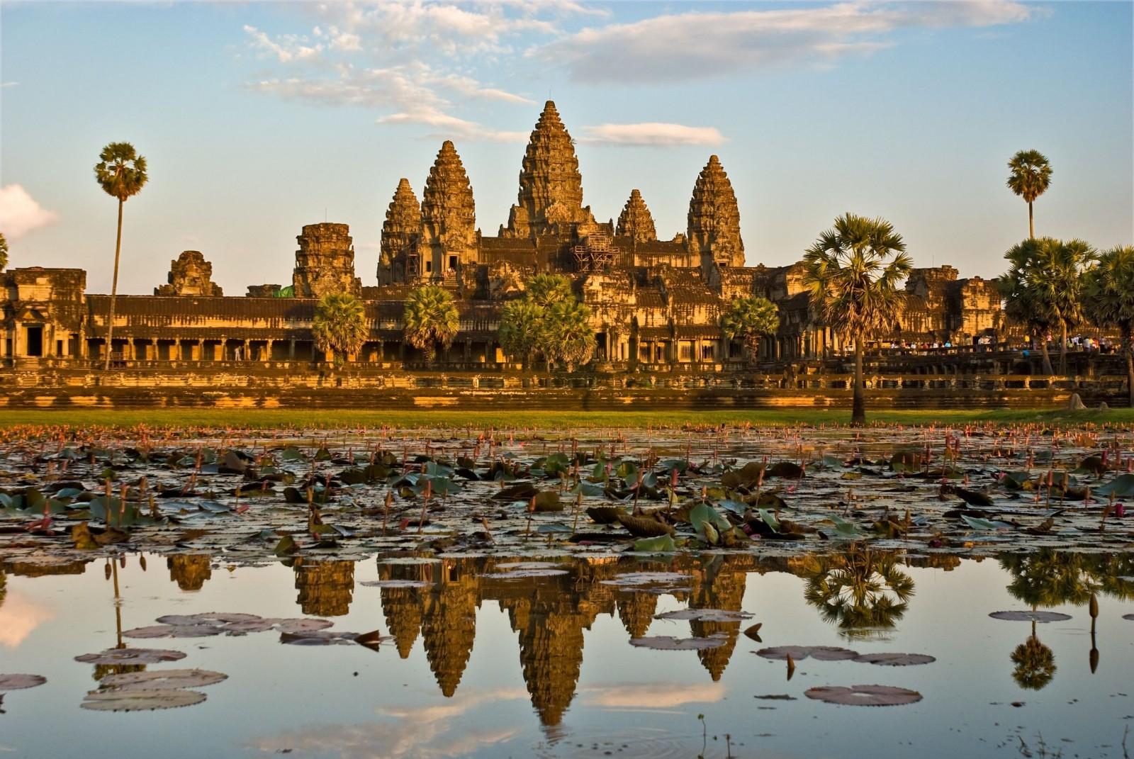 Extension Au Cambodge D Couvrez La Beaut Du Temple D 39 Angkor