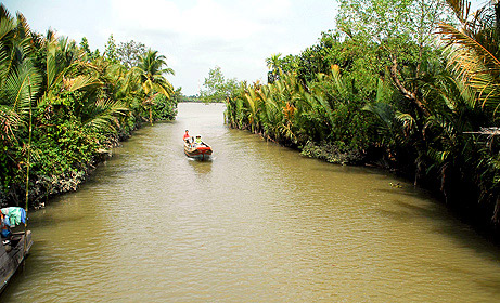 Excursion Ben Tre 2 jours 1 nuit nuit à Mango Home