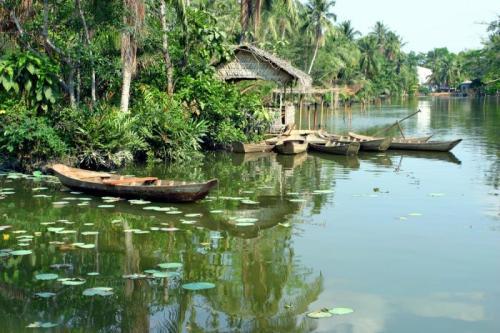 croisiere sur le mekong