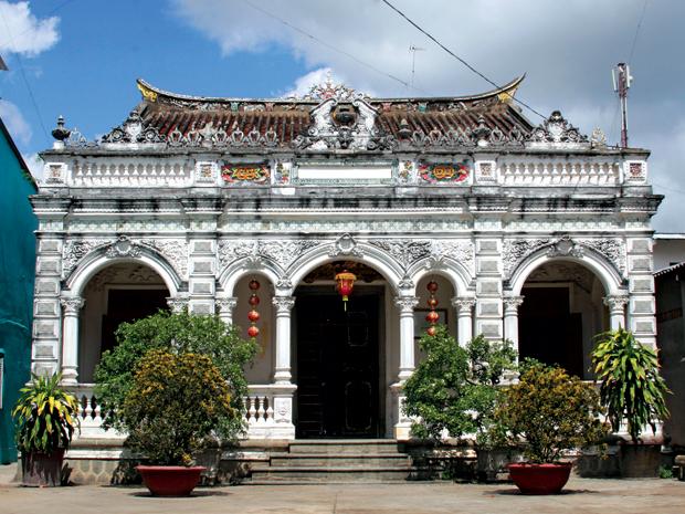 Maison Huynh Thuy Le à Sa Dec
