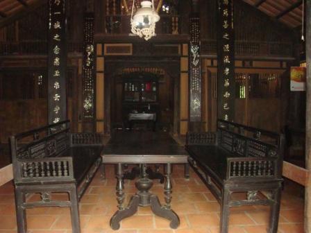 Chez Ba Kiet à Cai Be