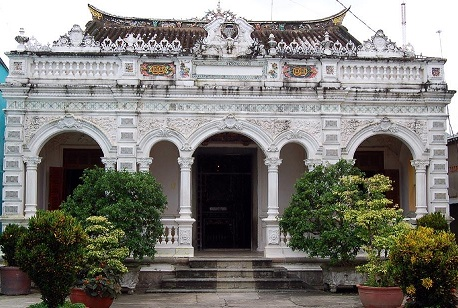 ancienne maison Huynh Thuy Le