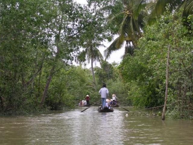 Voyage 3jours sur le m kong cai be vinh long sa dec for Jardin du mekong homestay