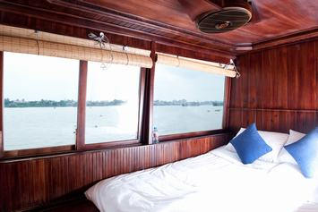 Cabine sur Authentic Mekong 2