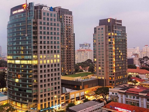 intercontinental-asiana-saigon le lieu propice