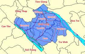 Plan de Vinh Long